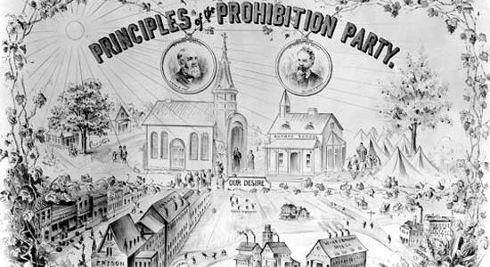10 Dumbest Political Parties - The Prohibition Party