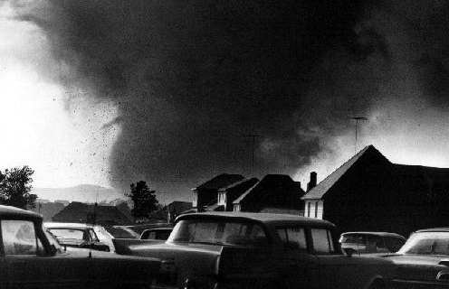 10 Vicious Tornadoes - Waco and Witchita, Texas