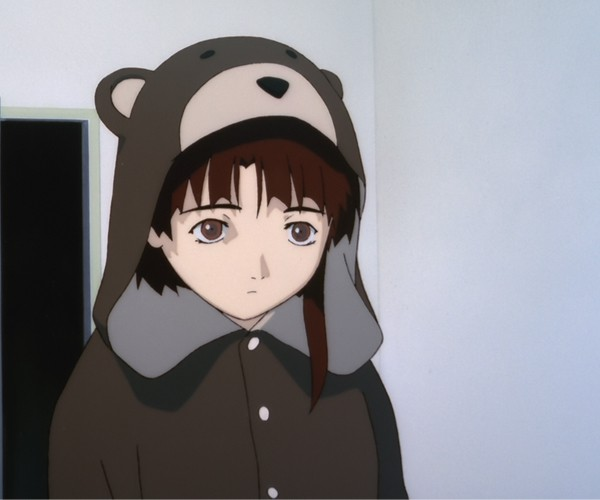 Best female leads - Lain Iwakura from Serial Experiments Lain