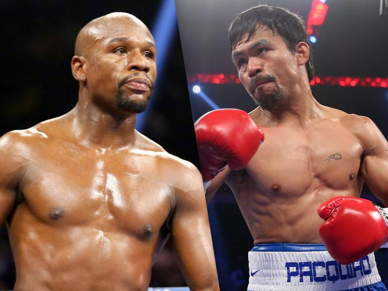 Manny Pacquiao vs Floyd Mayweather Jr - Sports Controversies