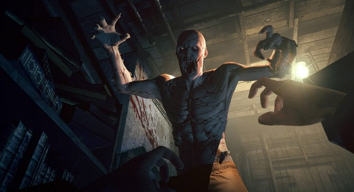 Best Horror Games - Outlast